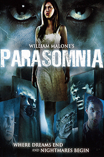 William Malone's Parasomnia Movie