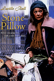 Stone Pillow Lucille Ball
