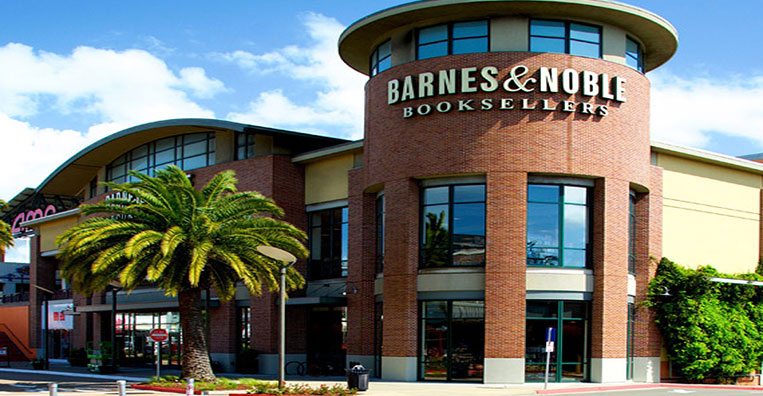 Barnes & Noble Booksellers Emeryville